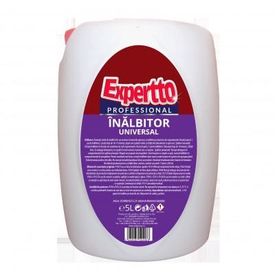 Imagini pentru inalbitor si dezinfectant expertto 5 l